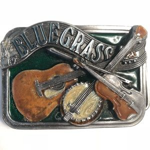 Accessories - Bluegrass Belt Buckle